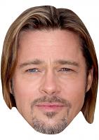Brad Pitt Mask