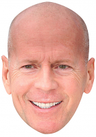 Bruce Willis Mask