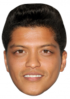 Bruno Mars Mask