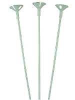 Balloon Sticks And Cups ( pack of 100)