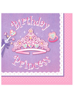 Birthday Princess Party Invitations