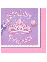 Birthday Princess Party Invitations