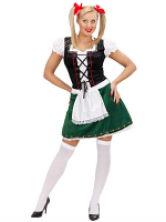 Bavarian Girl Costume