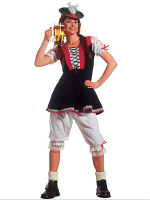 Bavarian Lady Costume