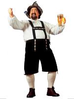 Bavarian Man Costume (Lederhosen)
