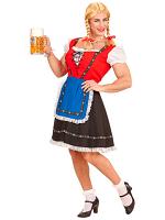 Bavarian Woman Man Size Costume