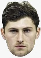 Ben Davies Mask (Wales)