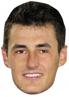 Bernard Tomic Mask