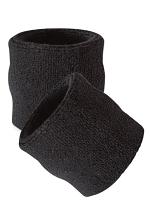 Black Wrist Sweatbands