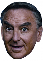 Bob Monkhouse Mask