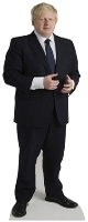 Boris Johnson Life-size Cardboard Cut-out