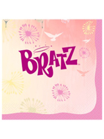 Bratz Fashion Party Napkins