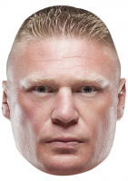 Brock Lesner Mask