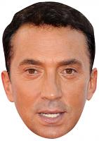 Bruno Tonioli Mask