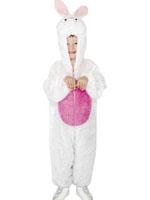 Bunny Costume Small Age 4-6