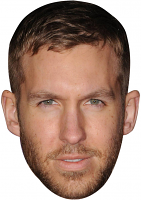 Calvin Harris Mask