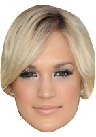 CARRIE UNDERWOOD MASK