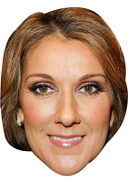 Celine Dion Mask