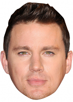 Channing Tatum Mask