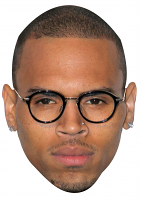 CHRIS BROWN MASK