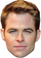Chris Pine Mask