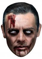 Connery Bond Zombie - Cardboard Mask