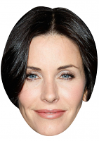 Courtney Cox Mask