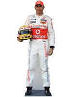Lewis Hamilton Life-size Cardboard Cutout Formula One Racing Driver
