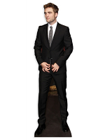 Robert Pattinson Life-size Cardboard Cutout