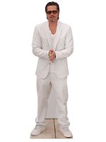 Brad Pitt Life-size Cardboard Cutout