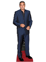 George Clooney Life-sized Cardboard Cutout