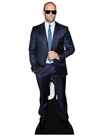 Jason Statham Actor Life-size Cardboard Cutout