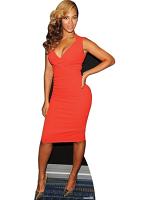 Beyonce Cardboard Cutout