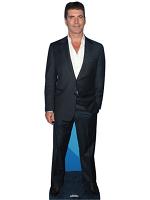 Simon Cowell Life-size Cardboard Cutout