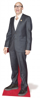 Harry Hill Life-sized cardboard cutout