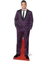 Robbie Williams - Purple Suit