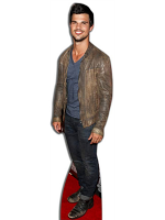 Taylor Lautner Life-Sized Cardboard Cutout