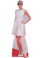 Taylor Swift (White Dress)