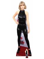 Taylor Swift Black Catsuit