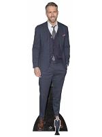 Ryan Reynolds Smart Casual Suit