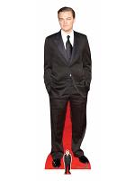 Leonardo DiCaprio (Black Suit)