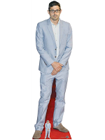 Louis Theroux Life-size Cardboard Cutout