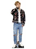 Kim Taehyung (V) BANGTAN BOYS Life-size Cardboard Cutout