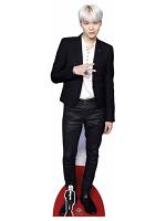 Bangtan Boys Min_Yoon_gi_Suga (Star Mini) KPOP