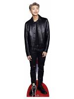 Kim Nam-joon (RAP MONSTER) Black Leather BANGTAN BOYS
