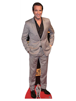 Jean Dujardin Life-size Cardboard Cutout