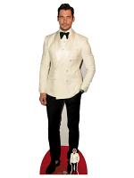 David Gandy Life-size Cardboard Cutout