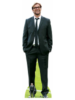 Jurgen Klopp Football Manager Cardboard Cutout