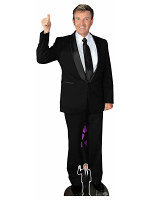 Daniel O'Donnell Cardboard Cutout With Free Table Top Cutout