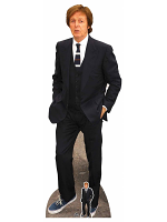 Paul McCartney Cardboard Cutout